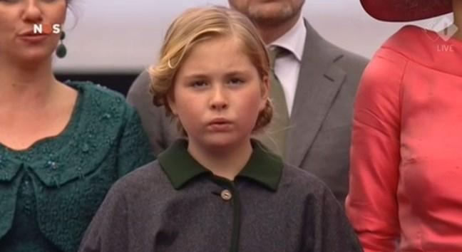 Prinses Amalia Alexia En Ariane Op Koningsdag Modekoninginmaximanl