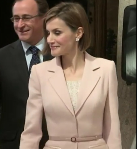 Letizia, reina sofia awards, 29 april 2015