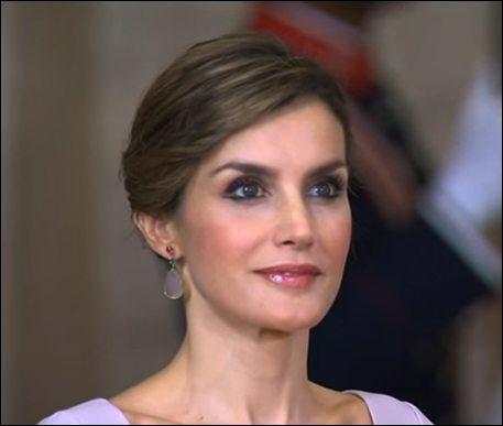 Letizia, Order of Civil Merit, 19 juni 2015