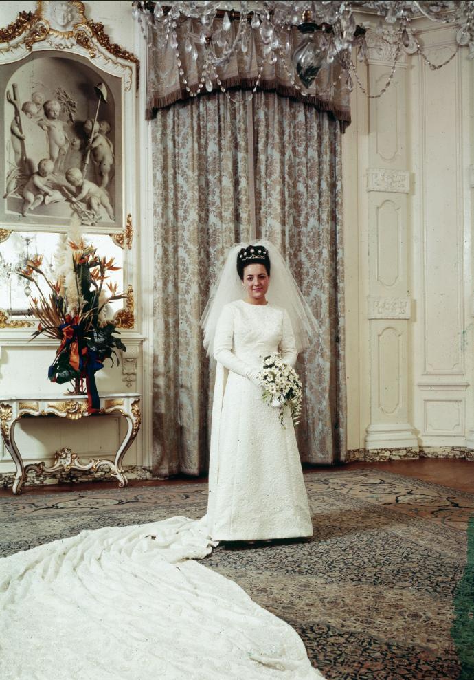 Extreem Koninklijke bruidsjurken - deel 10: Prinses Margriet @ZJ85